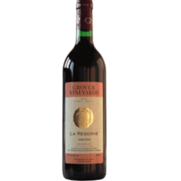 Thumb grover indian red wine 75 cl 1