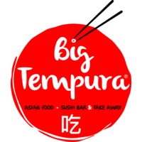 Thumb logo big tempura asian food sushi bar take away sans fond pour facebook   internet